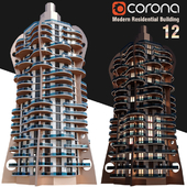 Modern Residential Building 012