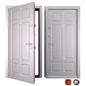 Entrance metal door Francesco (Your Frame)