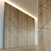 Стеновая панель из дерева. Декоративная стена. 21