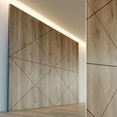Стеновая панель из дерева. Декоративная стена. 23