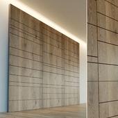 Стеновая панель из дерева. Декоративная стена. 25