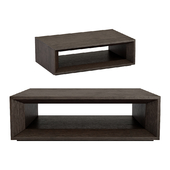 Arles Rectangular Open Coffee Table | Restoration Hardware