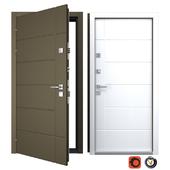 Entrance metal door Lino (Your Frame)