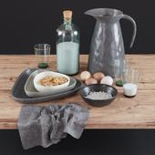 Kitchen Decorative set 06