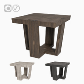Restoration Hardware ANTOCCINO SIDE TABLE