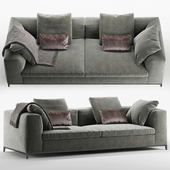 B&B italia Michel Club sofa