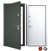 Entrance metal door Oscar (Your Frame)