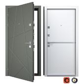 Входная металлическая дверь Стелла (Ваша Рамка)