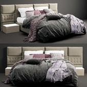 Bed Twils BOISERIE MARLENE