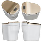 The smart toilet