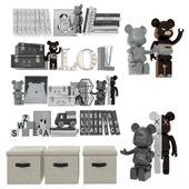 Декоративный набор в детскую 8