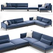 Sofa Akita Busnelli 2