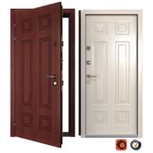 Входная металлическая дверь Классико 2 (Ваша Рамка)