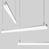 Flow LED by Regent Suspended Lamp