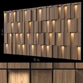 Decorative wall 245.