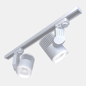 Трековый светодиодный светильник Elektrostandard LTB20