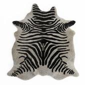 Zebra rug 02