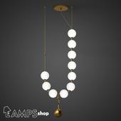 Beads Chandelier v1