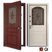 Entrance metal door of Classico 5 (Your Frame)