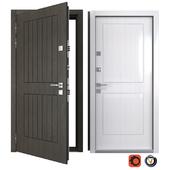 Входная металлическая дверь Классико 5 (Ваша Рамка)