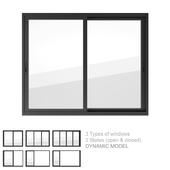 Dynamic Sliding Windows Set 01