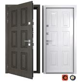 Входная металлическая дверь Классико 7 (Ваша Рамка)