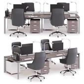 Office workspace LAS 5TH ELEMENT (v1)