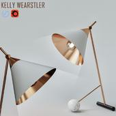 Kelly Wearstler CLEO FLOOR LAMP designed by Kelly Wearstler