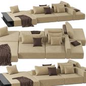 Sofa Poliform WESTSIDE