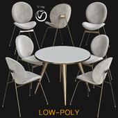 Poliform - New York concept (low poly)