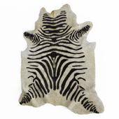 Zebra rug 03