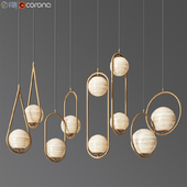 Pendant Light Collection 12 - 4 Type