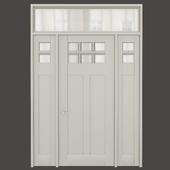 Классические межкомнатные двери