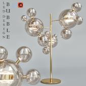 LED design BUBBLE floor lamp 14