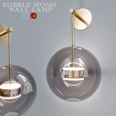 BUBBLE Mono Wall Lamp