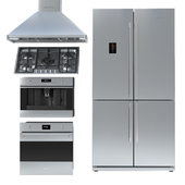 Collection of kitchen appliances Smeg