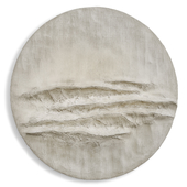 Simonallen sculptor reef original art plaster
