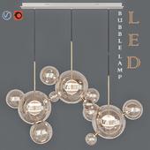 LED design BUBBLE LAMP rectangle 14