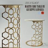 Longhi MARTIN SIDE TABLE BY GIUSEPPE IASPARRA