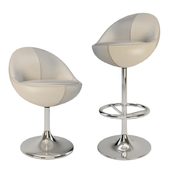Armchair And Bar stool Venus Furniture