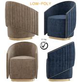 Venus armchair (low poly)