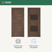 """Фабрика межкомнатных дверей """"Терем"""": модель Vario01/Vario12 (коллекция Standart)"""