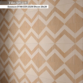 Tiles set 219