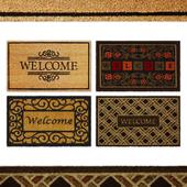 Welcome Door Mats Collection