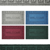 Welcome Door Rug Collection 2