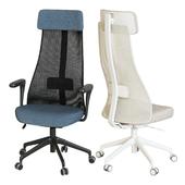 JARVFJALLET swivel chair by IKEA