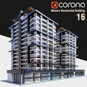 Modern Residential Building 016