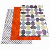 Three ASPLUND rugs - 1-6