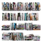 Books (150 pieces) 1-10-1