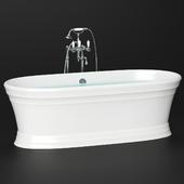 Stone bath Victoria & Albert Worcester, 180x78
